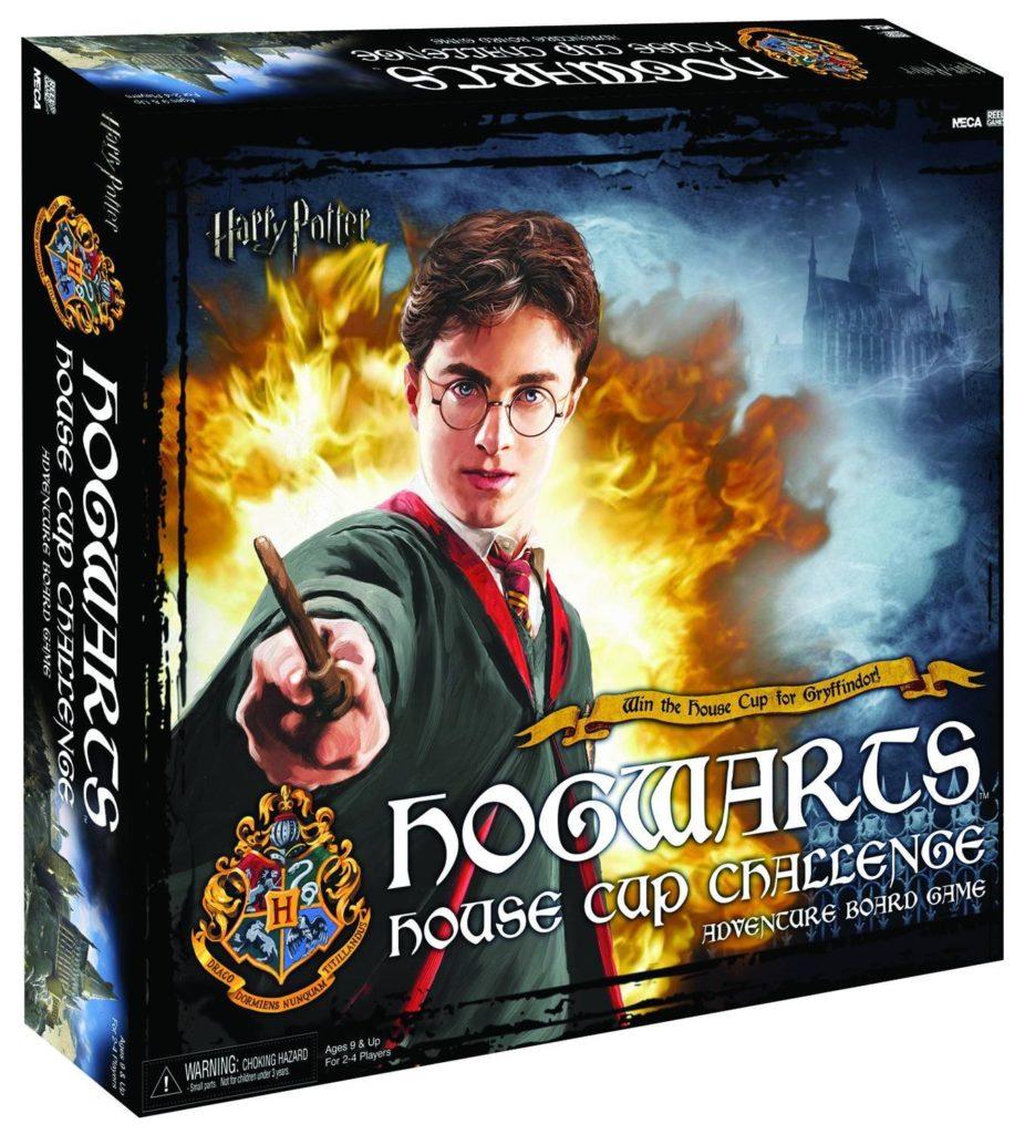 Harry Potter Hogwarts Challenge