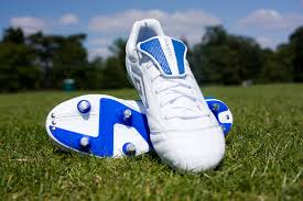 Example of Football Cleats