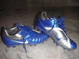 Example of Soccer Cleats