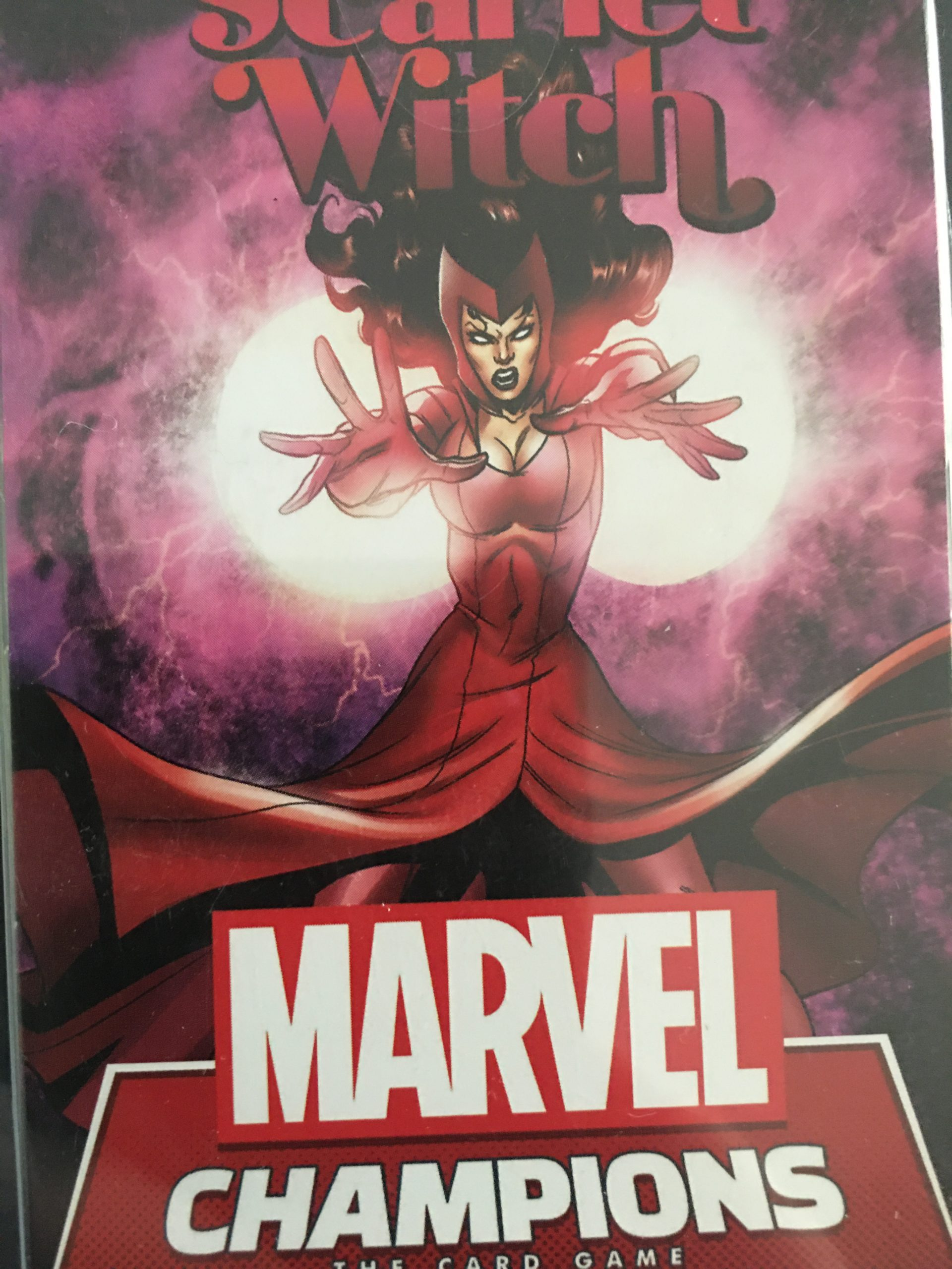 Scarlet Witch Hero Pack (Marvel Champions)